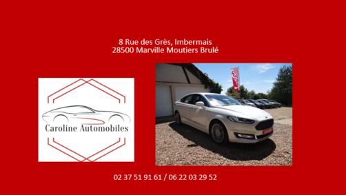 CAROLINE AUTOMOBILES, concessionnaire 28