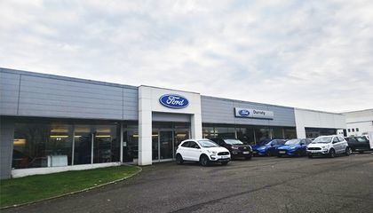 FORD MEES, concessionnaire 40