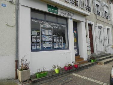 CIMM IMMOBILIER DORNES, agence immobilière 58