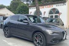 Alfa Romeo Stelvio 2.2 210 ch Q4 AT8 Executive 2019 occasion Gassin 83580