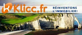 KLICC IMMOBILIER, agence immobilière 76