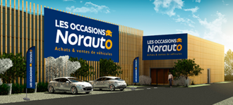 LES OCCASIONS NORAUTO, concessionnaire 59
