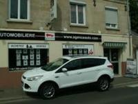 L'AGENCE AUTOMOBILIERE AGENCE DE SENLIS, concessionnaire 60