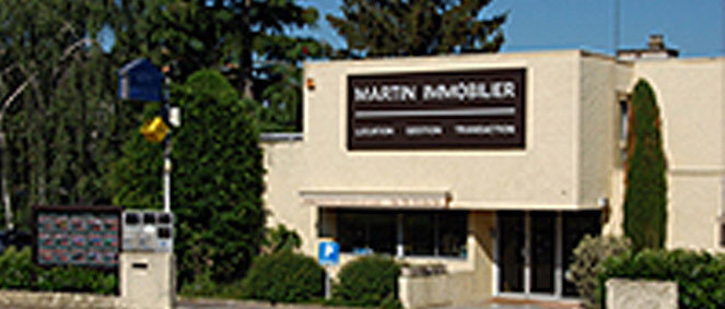 MARTIN IMMOBILIER, agence immobilière 69