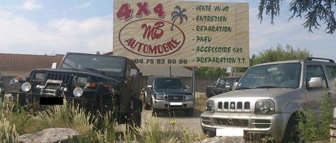MB Automobile, concessionnaire 26