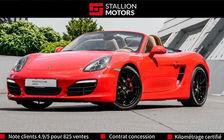 Porsche Boxster S 3.4 PSE PASM PDLS PDK 58700 67100 Strasbourg