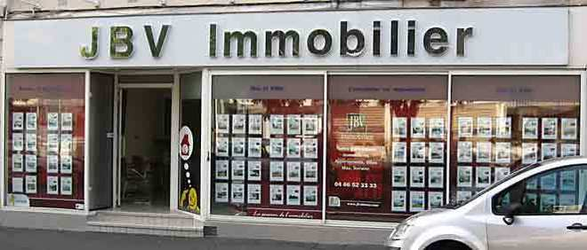 JBV IMMOBILIER, agence immobilière 30
