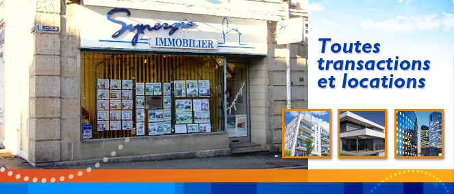 SYNERGIE IMMOBILIER, agence immobilière 25