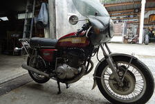 Moto YAMAHA 1973 occasion Lannemezan 65300