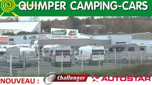 QUIMPER CAMPING-CARS, concessionnaire 29