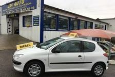 TRÈS BELLE PEUGEOT 206 1.4 HDI CLIMATISATION 174.800KMS 3490 42700 Firminy