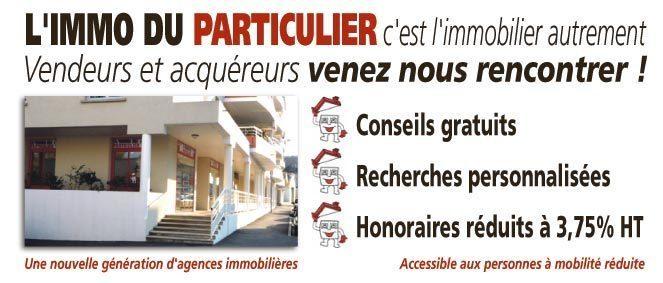 L'IMMO DU PARTICULIER , agence immobilière 38