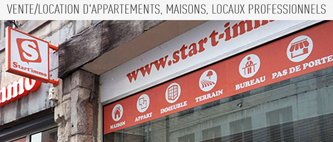 START'IMMO, agence immobilière 25