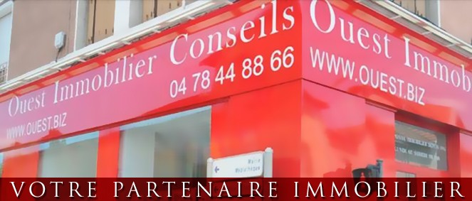 OUEST IMMO CONSEILS, agence immobilière 69