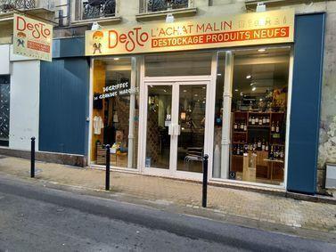 Desto-Bordeaux, 33
