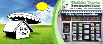VALLEE VERTE IMMOBILIER, agence immobilière 74