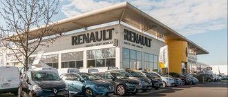 RENAULT NANTES ST HERBLAIN, concessionnaire 44