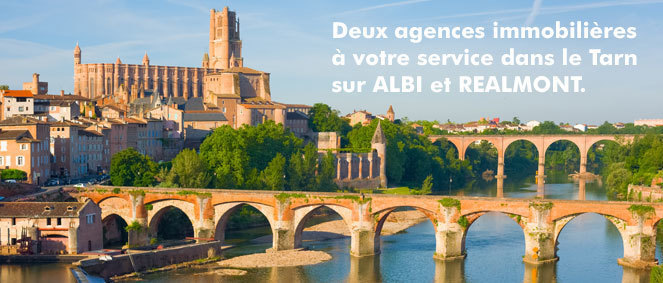 BENAC IMMOBILIER REALMONT, agence immobilière 81