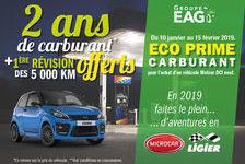LIGIER 2 ANS DE CARBURANT+1ère REVISION OFFERTE 12598 78955 Carrières-sous-Poissy