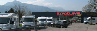 EXPO CLAVEL, concessionnaire 38
