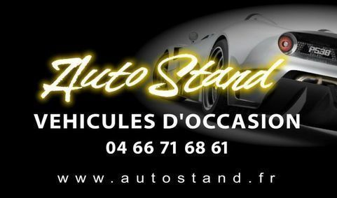 AUTO STAND, concessionnaire 30