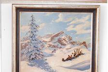Tableau Peinture à l'huile  0 Cournonterral (34660)