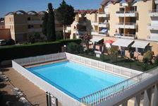 T3 Terrasse vue piscine 550 Gruissan (11430)