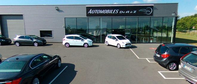 Automobiles de A à Z, concessionnaire 35