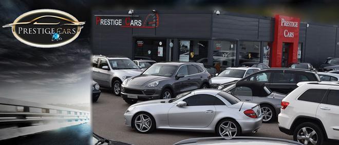PRESTIGE CARS , concessionnaire 34