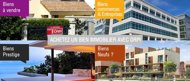 ORPI AIN AGENCES, agence immobilière 01