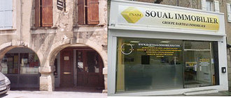 DOURGNE IMMOBILIER, agence immobilière 81