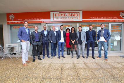 HOME IMMO, agence immobilière 06