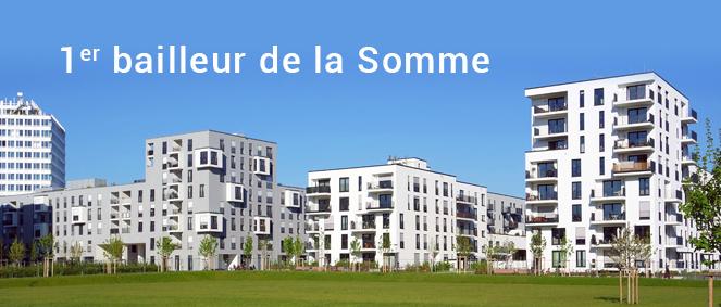 OPAC D'AMIENS METROPOLE, agence immobilière 80