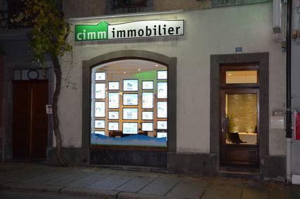 CIMM IMMOBILIER, agence immobilière 74
