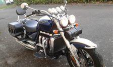 Moto TRIUMPH 10000 57320 Dalstein