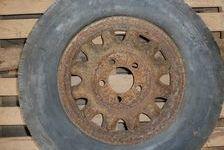 Jante pour pneu 160/40 véhicule RENAULT (220219) 30 10290 Marcilly-le-Hayer