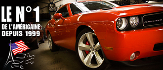 AMERICAN CAR CITY - ACC SARL, concessionnaire 91
