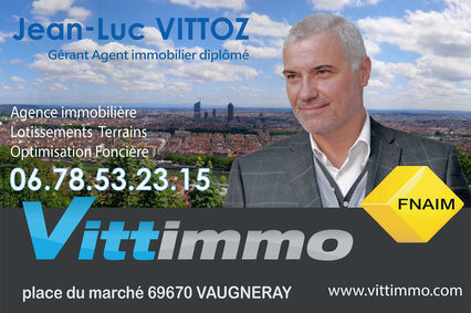 VITTIMMO, agence immobilière 69