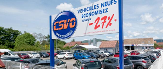 CSVO, concessionnaire 90