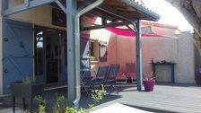 petite maison aux couleurs de la mer dans rés qualitative 750 Vic-la-Gardiole (34110)