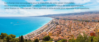 IMM'EUROP, agence immobilière 06