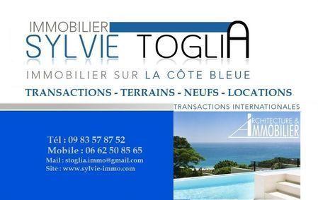 SYLVIE TOGLIA ARCHITECTURE ET IMMOBILIER, agence immobilière 13