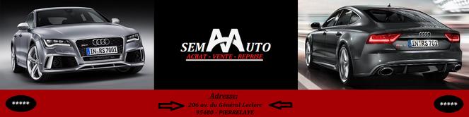 SEMA AUTO 95, concessionnaire 95