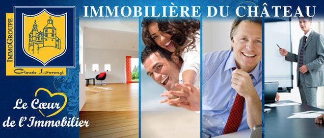IMMOBILIERE DU CHATEAU, agence immobilière 25