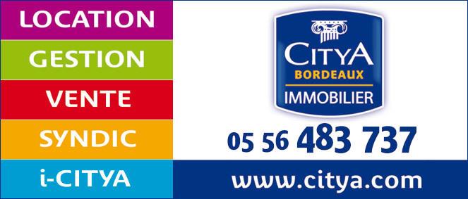 CITYA BORDEAUX, agence immobilière 33