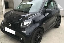 Smart ForTwo SMART FORTWO III ELECTRIQUE 60KW EQ PASSION 2018 occasion Nangis 77370