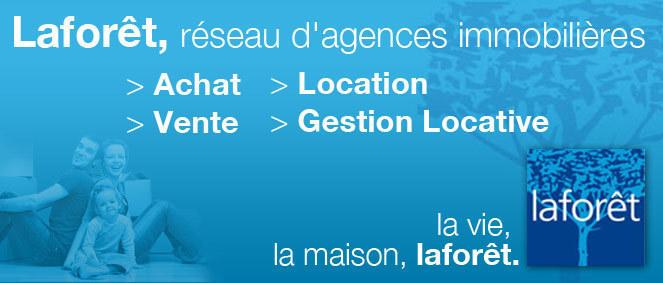 LAFORET IMMOBILIER , agence immobilière 93