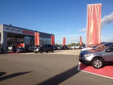 NEUBAUER Distributeur Nissan Saint-Ouen-L'aumône, concessionnaire 95