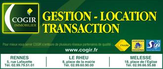 COGIR, agence immobilière 35