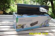 Lampe U.V.  pour bassin de jardin . 80 Murviel-lès-Béziers (34490)